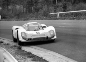 Porsche 908 Works Short-Tail Coupe