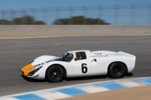 Porsche 908 Works Short-Tail Coupe