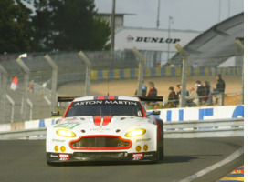 Aston Martin Vantage GT2/GTE